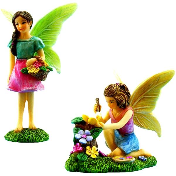 Fairy Garden Painting Fairy Set