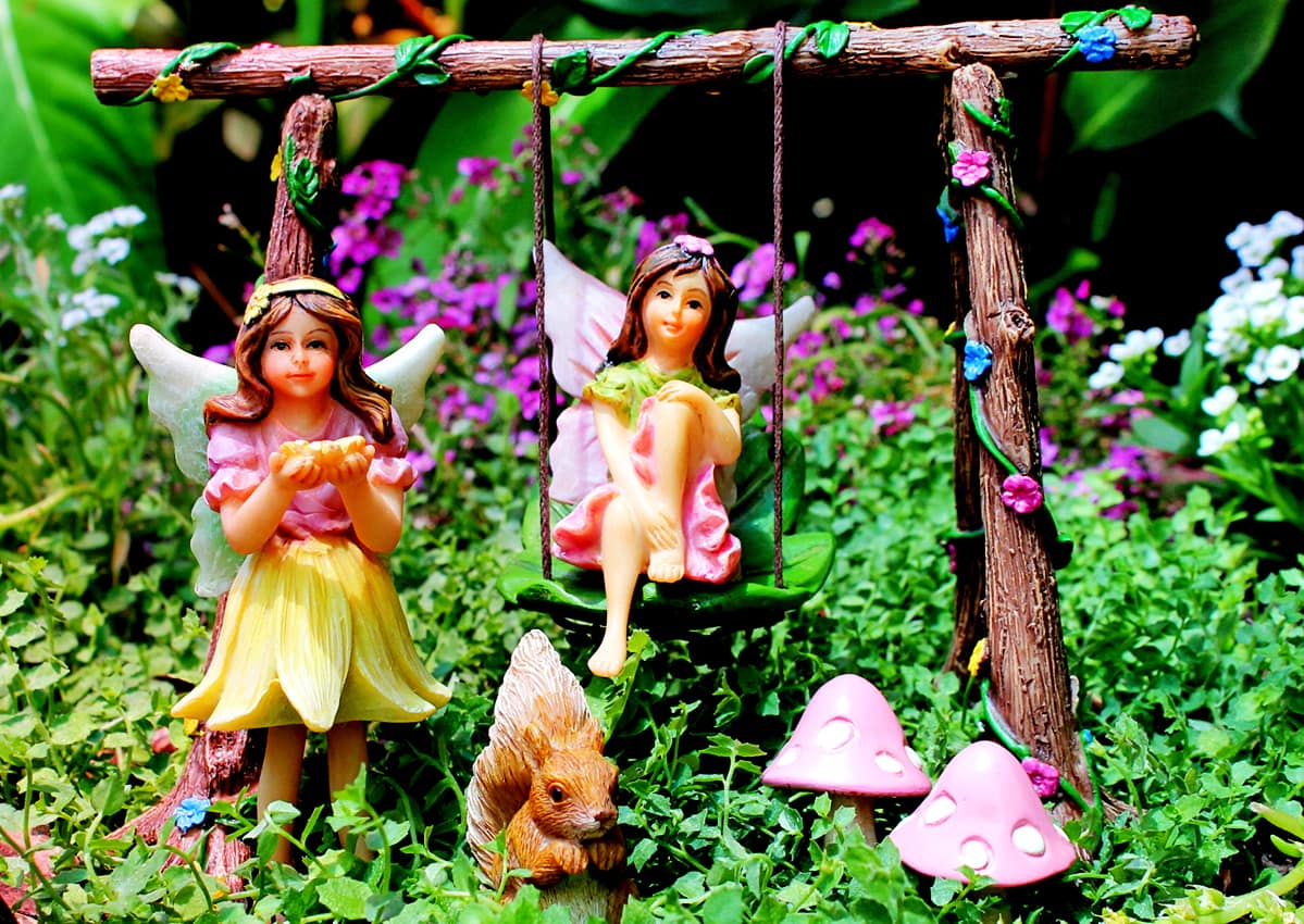 Edible Fairy Gardens You've Gotta See (And Try!)