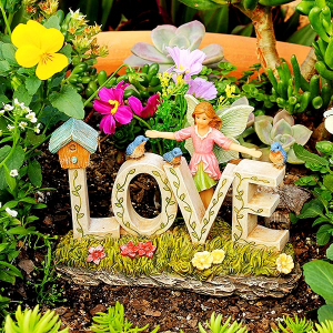 Love Fairy Ornament