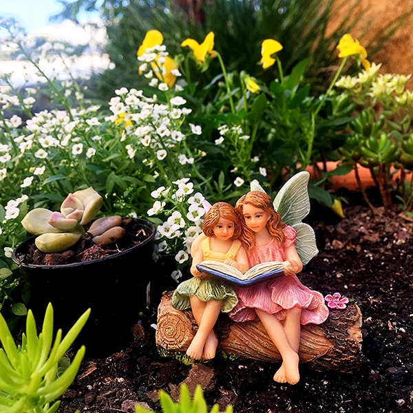 Story Time Fairies - Fairy Figurine