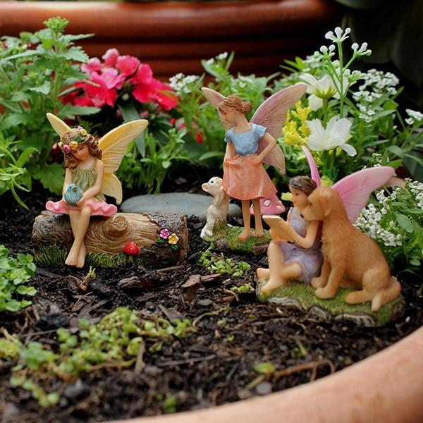 Fairies and Friends Set