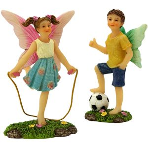 Active Fairies - Fairy Garden Fairy Figurine
